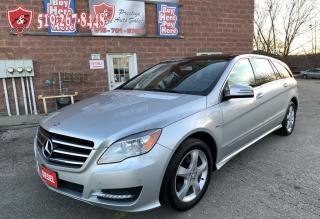 Used 2011 Mercedes-Benz R 350 BlueTEC/DIESEL/AWD/CERTIFIED/WARRANTY INCL for sale in Cambridge, ON