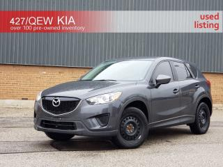 Used 2015 Mazda CX-5 GX | Navigation | Winter Tire Equipped for sale in Etobicoke, ON