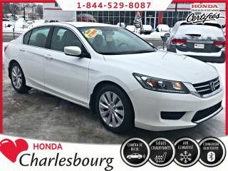 Used 2015 Honda Accord LX **AUTOMATIQUE** for sale in Charlesbourg, QC
