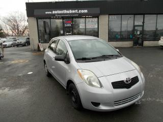 Used 2007 Toyota Yaris LE **TOUT ÉQUIPÉ +A/C** for sale in St-Hubert, QC