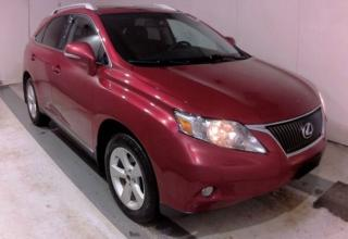 Used 2010 Lexus RX 350 PREMIUM | LEATHER.ROOF | BACK UP CAMERA | MUST SEE for sale in Kitchener, ON