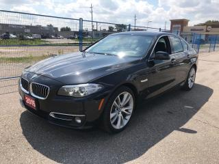 Used 2015 BMW 535 535i xDrive PREMIUM PACKAGE for sale in Brampton, ON