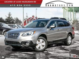 Used 2015 Subaru Outback 2.5i for sale in Ottawa, ON