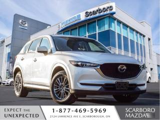 Used 2019 Mazda CX-5 1.5%@FINANCE|CPO|GS|MAZDA RADAR CRUISE for sale in Scarborough, ON