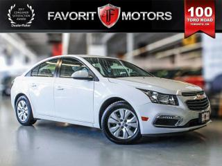 Used 2016 Chevrolet Cruze LT 1LT | BLUETOOTH | BACKUP CAM | CRUISE CONTROL for sale in North York, ON