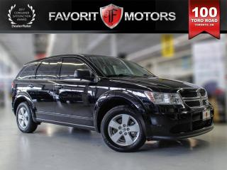 Used 2015 Dodge Journey CVP/SE Plus | 7-PASSENGER | ALLOYS | BLUETOOTH for sale in North York, ON