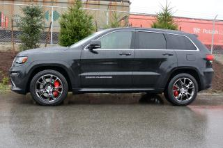 Used 2015 Jeep Grand Cherokee SRT 4WD for sale in Vancouver, BC