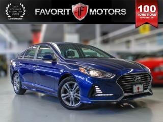 Used 2018 Hyundai Sonata | GLS | BACKUP CAM | LEATHER | SUNROOF for sale in North York, ON