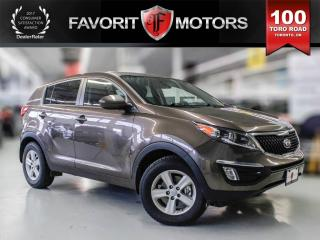 Used 2015 Kia Sportage LX | BLUETOOTH | HEATED SEATS | CRUISE CONTROL for sale in North York, ON
