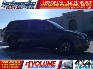 Used 2018 Dodge Grand Caravan GT | LEATHER | CAM | BT | HTD STS | PWR DOORS for sale in Milton, ON