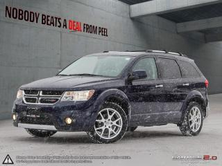 Used 2017 Dodge Journey GT AWD* 7 Pass*Bluetooth*Leather*Clean for sale in Mississauga, ON