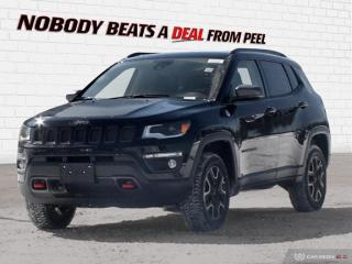 New 2019 Jeep Compass Trailhawk 4x4 for sale in Mississauga, ON