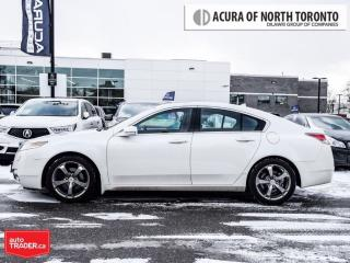 Used 2011 Acura TL SH AWD at No Accident   Bluetooth for sale in Thornhill, ON