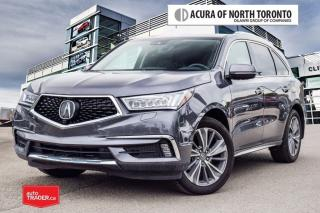 Used 2018 Acura MDX Elite Lease From $749+ Taxes $2997 Down + Taxes Ex for sale in Thornhill, ON