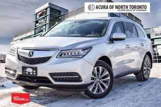 Used 2015 Acura MDX Navigation at Acura Certified | No Accident| Blind for sale in Thornhill, ON