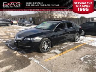 Used 2015 Acura TLX LEATHER/SUNROOF/REAR CAMERA for sale in North York, ON