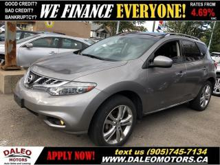 Used 2011 Nissan Murano LE|AWD|PANORAMA ROOF for sale in Hamilton, ON