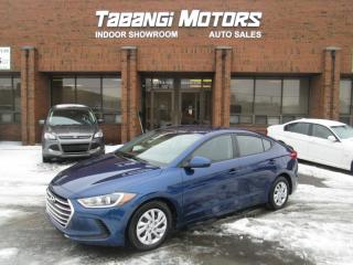 Used 2017 Hyundai Elantra LE | HTD SEATS | KEYLESS ENTRY | CRUISE | B\T for sale in Mississauga, ON