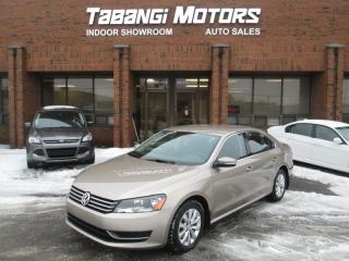 Used 2015 Volkswagen Passat TRENDLINE | NO ACCIDENT | HTDSEATS | KEYLESS ENTRY | B/T for sale in Mississauga, ON