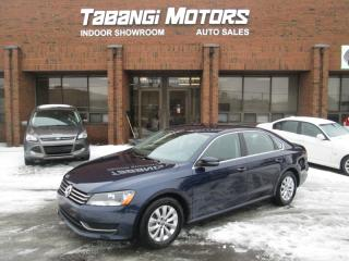 Used 2015 Volkswagen Passat TSI | TRENDLINE | NO ACCIDENT | HTDSEATS | CRUISE | B\T for sale in Mississauga, ON