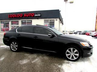 Used 2010 Lexus GS GS 350 AWD NAVIGATION CAMERA CERTIFIED 2YR WARRANTY for sale in Milton, ON