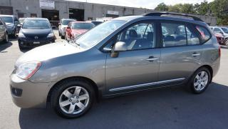 Used 2009 Kia Rondo EX AUTO 7 PASSENGER DVD CERTIFIED 2YR WARRANTY BLUETOOTH ALLOYS for sale in Milton, ON