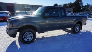 Used 2006 Ford Ranger Sport V6 SuperCab 4-Door Certified 2Yr Warranty Cruise for sale in Milton, ON