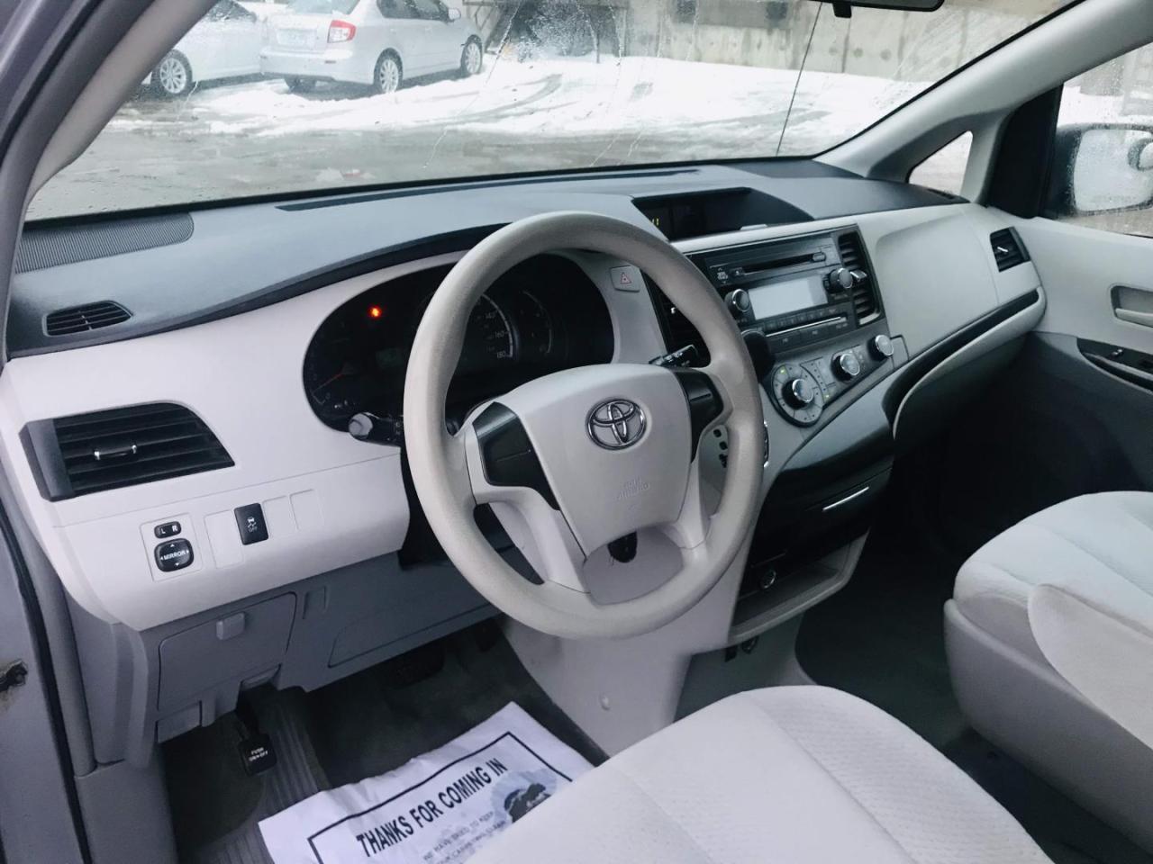 2012 Toyota Sienna