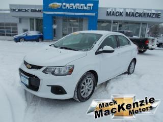 Used 2017 Chevrolet Sonic LT for sale in Renfrew, ON
