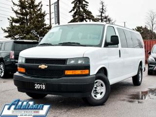Used 2018 Chevrolet Express 3500 LS - Onstar for sale in Mississauga, ON