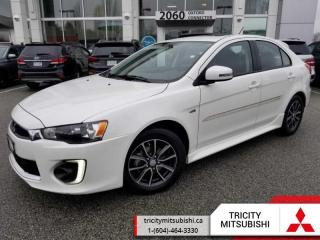 Used 2017 Mitsubishi Lancer Sportback GT  LEATHER-SUNROOF for sale in Port Coquitlam, BC