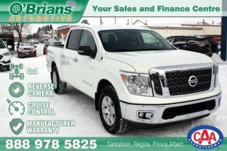 Used 2018 Nissan Titan SV for sale in Saskatoon, SK