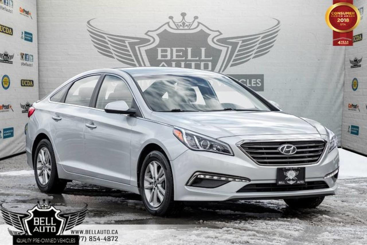 2017 Hyundai Sonata 2.4L Sport Tech, BACK-UP CAM, BLUETOOTH, HEATED SEATS