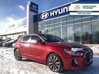 Used 2018 Hyundai Elantra GT ONE OWNER | TURBO | MANUAL | HATCHBACK  - One owner - $149.81 B/W for sale in Brantford, ON