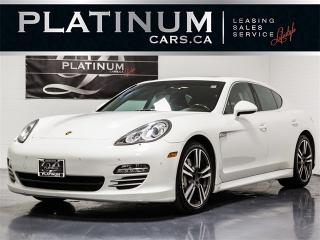Used 2011 Porsche Panamera 4S 400HP, NAVI, CAM, Park ASSIST, Sunroof for sale in Toronto, ON
