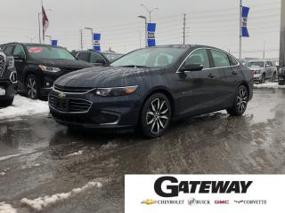 Used 2018 Chevrolet Malibu LT|TRUE NORTH|NAV|ROOF|HTD LEATHER|CLEAN| for sale in Brampton, ON