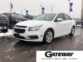 Used 2016 Chevrolet Cruze LT|1LT Limited LT Turbo|Bluetooth| for sale in Brampton, ON