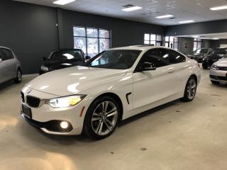Used 2014 BMW 4 Series 428I XDRIVE*SPORT PACKAGE*NAVIGATION*BACK-UP CAMER for sale in North York, ON