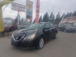 Used 2018 Nissan Sentra for sale in West Kelowna, BC