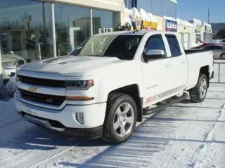 Used 2017 Chevrolet Silverado 1500 for sale in Thetford Mines, QC
