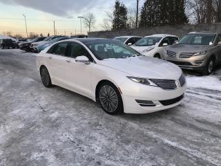 Used 2014 Lincoln MKZ V6 Awd Cuir Toit Nav for sale in St-Constant, QC
