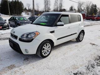 Used 2013 Kia Soul 2u ECO 175k safetied we finance 2u ECO for sale in Madoc, ON