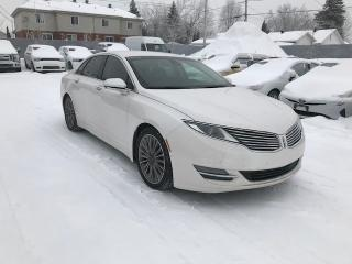 Used 2015 Lincoln MKZ Cuir Mags A/c Nav for sale in St-Constant, QC