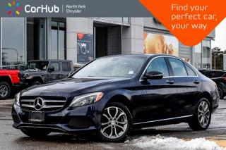 Used 2016 Mercedes-Benz C-Class C300|Nav|BackupCam|PanoSunroof|HeatSeats|Bluetooth|AWD for sale in Thornhill, ON