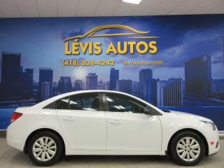 Used 2011 Chevrolet Cruze LS A/C for sale in Lévis, QC