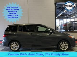 Used 2017 Mazda MAZDA5 GT, Leather, Sunroof,2nd Row Bucket Seats for sale in Edmonton, AB