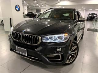 Used 2015 BMW X6 xDrive35i for sale in Newmarket, ON