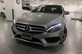 Used 2016 Mercedes-Benz C 300 4MATIC Sedan for sale in Newmarket, ON