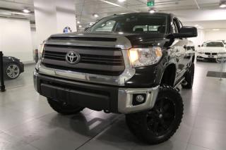 Used 2014 Toyota Tundra 4x4 CrewMax Ltd 5.7 6A for sale in Newmarket, ON