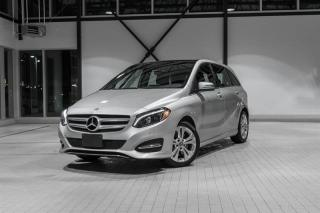 Used 2018 Mercedes-Benz B250 4MATIC Sports Tourer for sale in Langley, BC